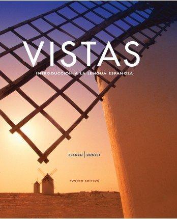Vistas 4th Edition Looseleaf Edition with Code