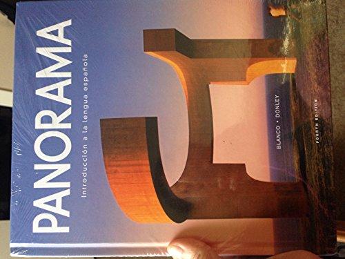 9781617677458: Panaroma 4th edition textbook