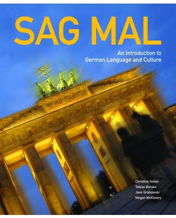 9781617679742: Sag Mal Looseleaf Textbook with Supersite and vText Code