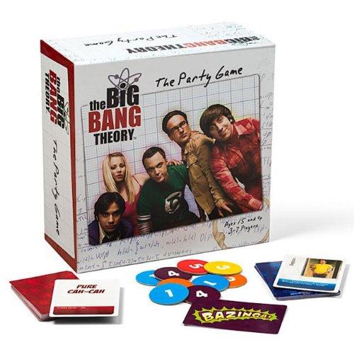 9781617680854: The Big Bang Theory Party Game