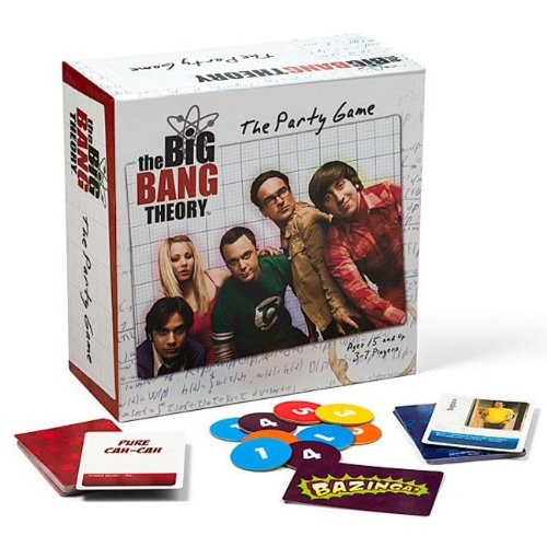 9781617680854: The Big Bang Theory the Party Game
