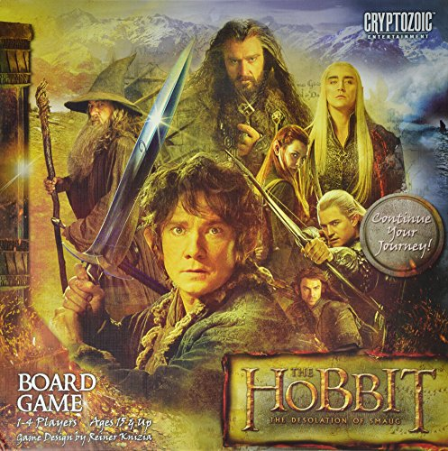 9781617681721: The Hobbit: The Desolation of Smaug Board Game