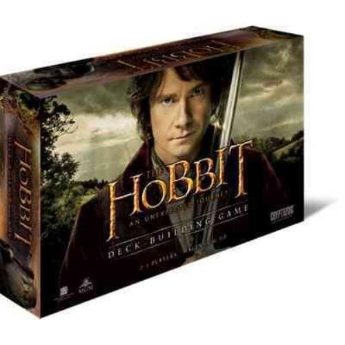 9781617682476: The Hobbit: An Unexpected Journey Deck-building Game