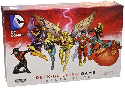 9781617682919: DC Comics Deck-Building Game Heroes Unite