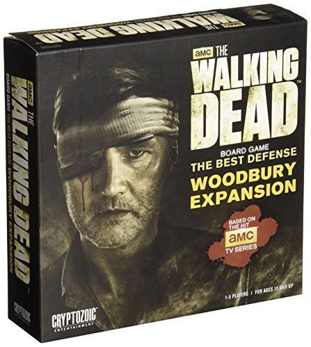 9781617683497: The Walking Dead: The Best Defense Woodbury Expansion