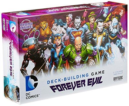 Deck Building Game Forever Evil