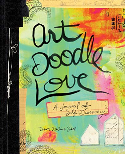 9781617690129: Art Doodle Love: A Journal of Self-Discovery