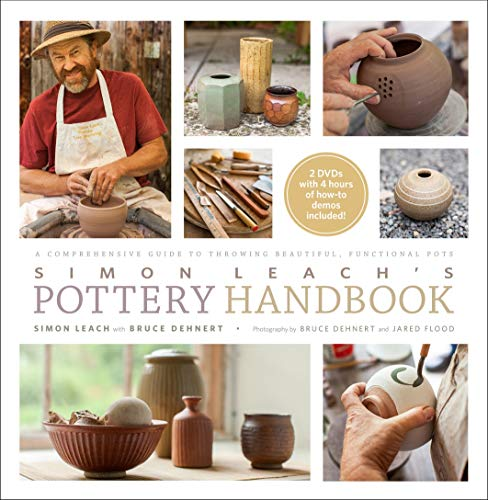 9781617690228: Simon Leach's Pottery Handbook: A Comprehensive Guide to Throwing Beautiful, Functional Pots
