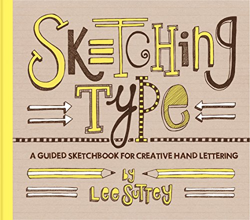9781617691935: Sketching Type: A Guided Sketchbook for Creative Hand Lettering