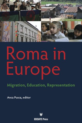 9781617700590: Roma in Europe: Migration, Education, and Representation