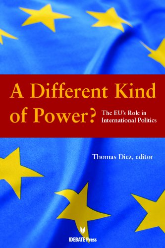 9781617700903: A Different Kind of Power? The EU's Role in International Politics