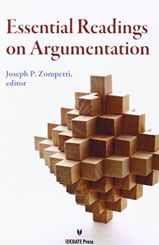 Essential Readings on Argumentation: Joseph P. Zompetti