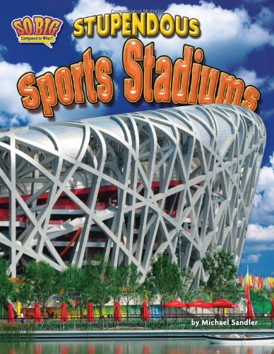 Stupendous Sports Stadiums (Library Binding): Michael Sandler