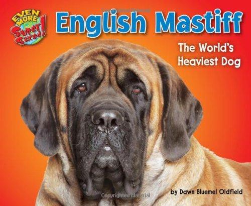 English Mastiff: The World's Heaviest Dog (Even More Supersized!): Dawn Bluemel Oldfield
