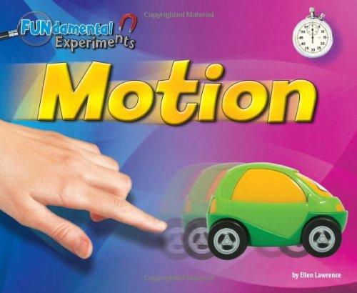Motion (Library Binding): Ellen Lawrence