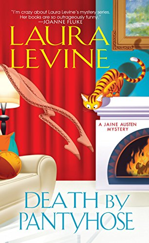 Death by Pantyhose (Jane Austen Mystery): Levine, Laura