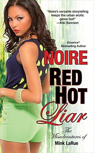 9781617734939: Red Hot Liar (Misadventures of Mink LaRue)