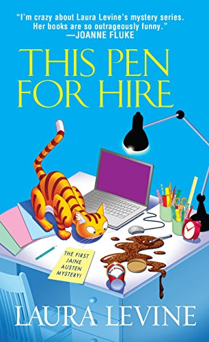 9781617735479: This Pen For Hire (A Jaine Austen Mystery)
