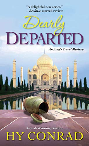 9781617736841: Dearly Departed (An Amy's Travel Mystery)