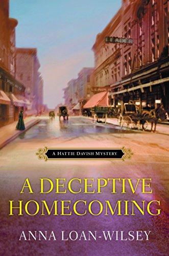 9781617737268: A Deceptive Homecoming (A Hattie Davish Mystery)