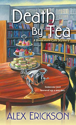 Death by Tea (A Bookstore Caf
