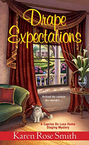 Drape Expectations (A Caprice Deluca Mystery): Smith, Karen Rose