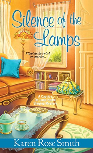 9781617737725: Silence of the Lamps (A Caprice De Luca Mystery)