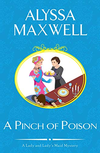 9781617738340: A Pinch of Poison (A Lady and Lady's Maid Mystery)