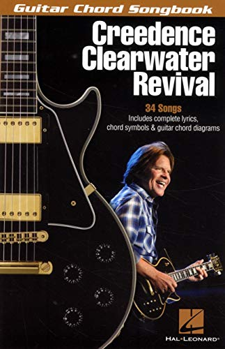 9781617740237: Creedence Clearwater Revival - Guitar Chord Songbook (Guitar Chord Songbooks)