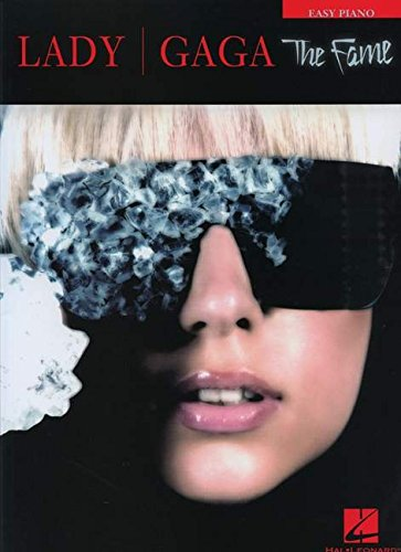 9781617740336: Lady Gaga - The Fame (Easy Piano)