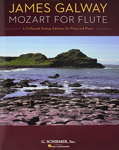 9781617741289: Ed. James Galway: Mozart for Flute