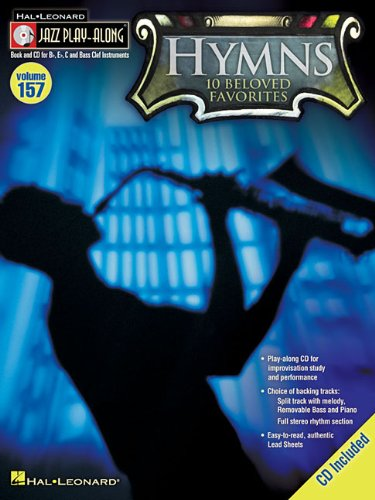 Hymns: Jazz Play-Along Volume 157