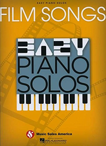 9781617742040: Film Songs - Easy Piano Solos
