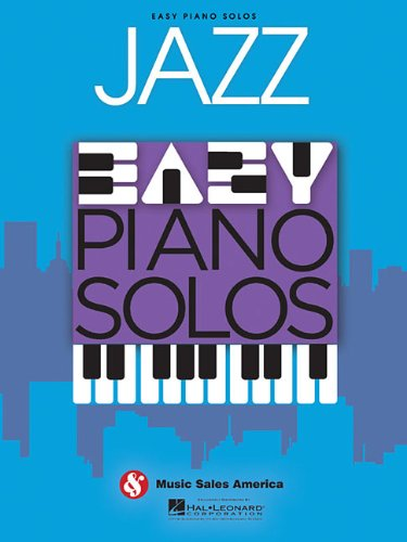 9781617742088: Jazz - Easy Piano Solos