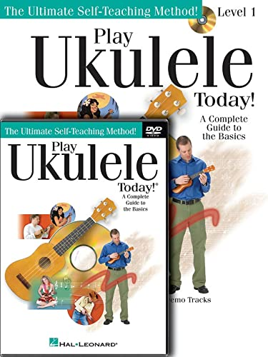 9781617742446: Play Ukulele Today! Beginner's Pack - Includes Book & Online Media