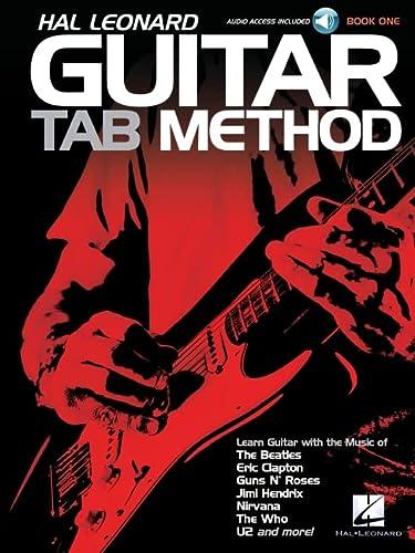 9781617742606: Hal Leonard Guitar Tab Method (Book & CD)