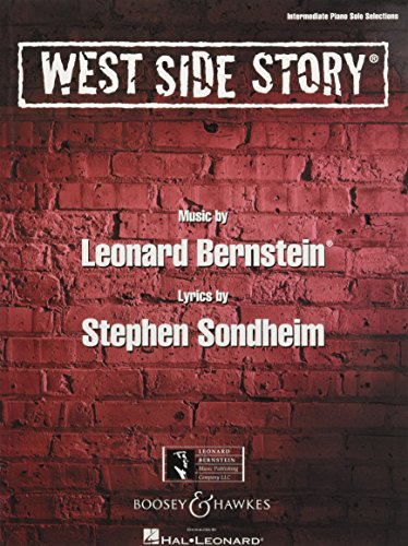 West Side Story - Piano Solo - Intermediate Level: Klose, Carol