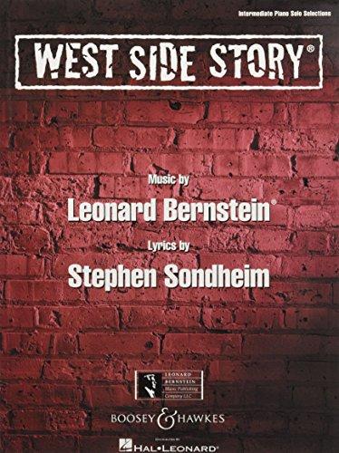 West Side Story - Piano Solo - Intermediate Level: Carol Klose