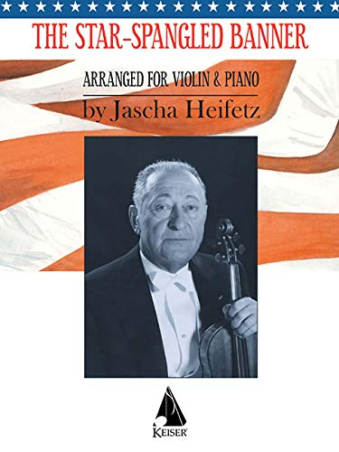 9781617742989: The Star-Spangled Banner: Violin and Piano