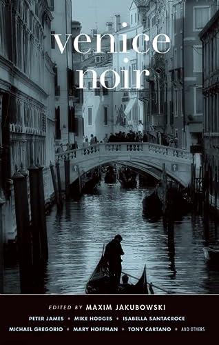9781617750731: Venice Noir (Akashic Noir)