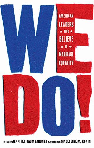 9781617751875: We Do!: American Leaders Who Believe in Marriage Equality