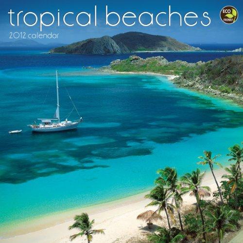 2012 Tropical Beaches Mini Calendar: TF Publishing