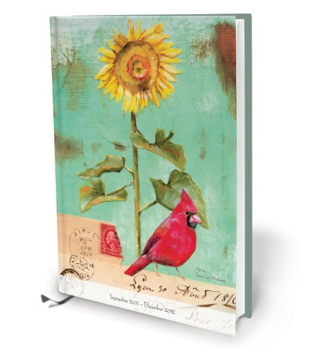 2012 Nature Inspired Bird Art Engagement Calendar: Tracie Huskamp: Huskamp, Tracie