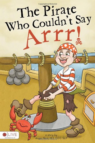9781617777264: The Pirate Who Couldn't Say Arrr!