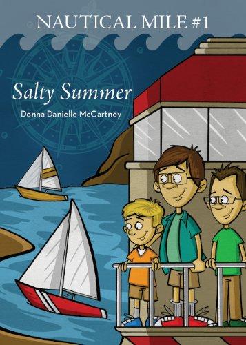9781617777646: Salty Summer (Nautical Mile)