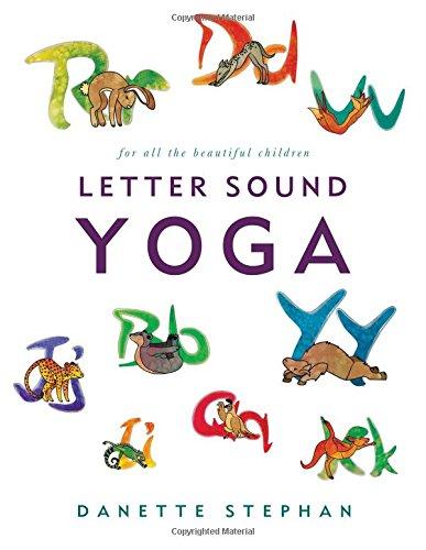 9781617778070: Letter Sound Yoga
