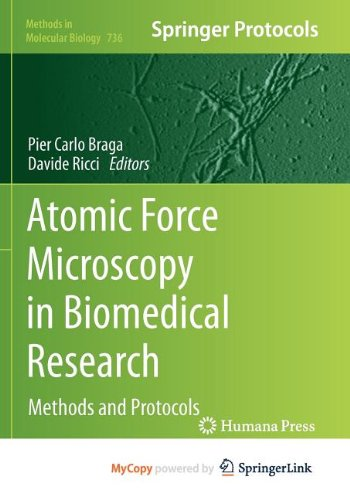 9781617791062: Atomic Force Microscopy in Biomedical Research: Methods and Protocols