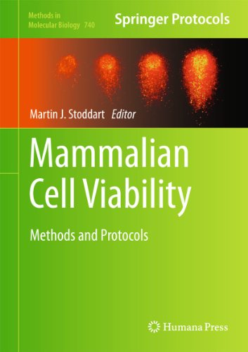 9781617791079: Mammalian Cell Viability: Methods and Protocols (Methods in Molecular Biology)