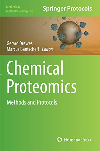 9781617793639: Chemical Proteomics: Methods and Protocols (Methods in Molecular Biology, Vol. 803)
