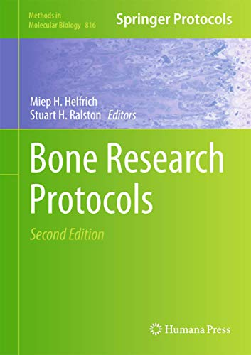 9781617794148: Bone Research Protocols (Methods in Molecular Biology)